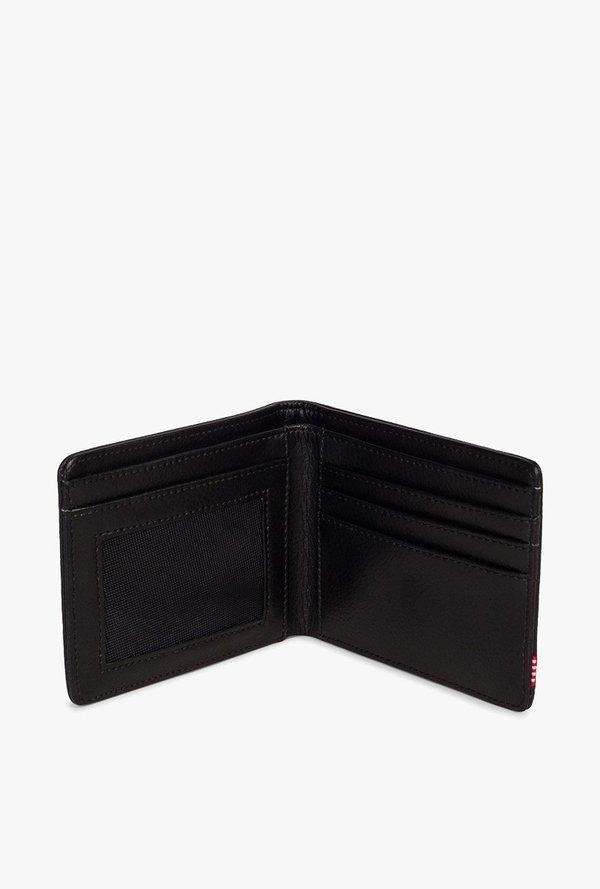 4f8466750571 HERSCHEL SUPPLY CO Hank Leather Wallet - PEBBLE BLACK.  50.00. HERSCHEL  SUPPLY CO