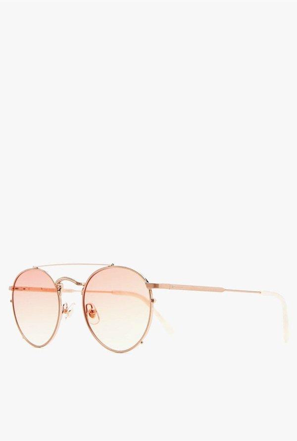 1151c6a1157 Crap Eyewear The Tuff Safari Sunglasses - Rose Gold