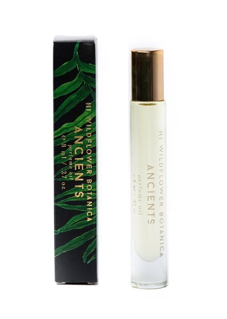 Hi Wildflower Botanica ANCIENTS 8 ML ROLLERBALL PERFUME