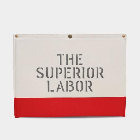 "Superior Labor Laptop Case 15"" - Red"