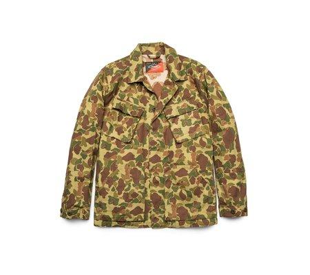 Poor Man's Club RTO Jacket - Camo Herringbone