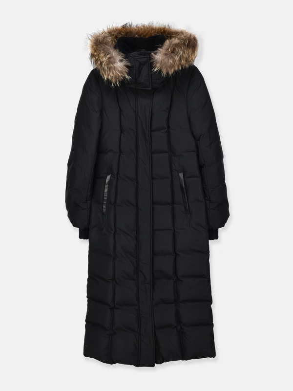 Mackage JADA COAT - BLACK  da0f96bef95
