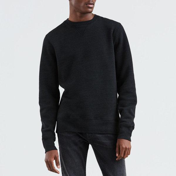 Levi's Made & Crafted Crewneck Sweatshirt - Caviar Heather