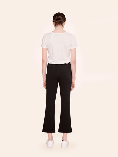 Kinly Knit Flare Pant