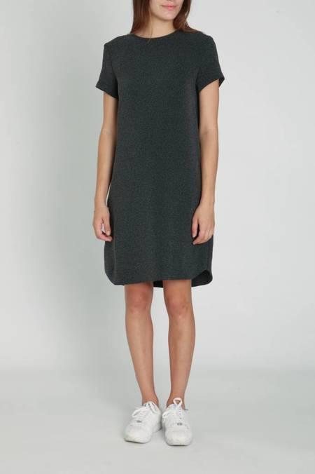 A.Cheng Studio Short Sleeve Dress - Chikuma