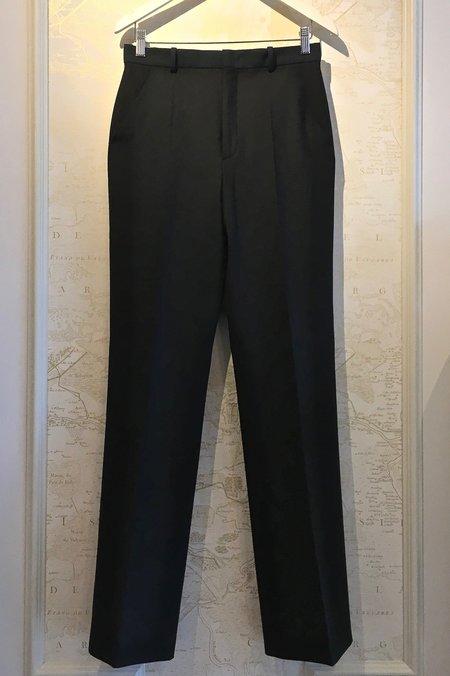 Joseph New Tropez Comfort Wool Wide Leg Pant