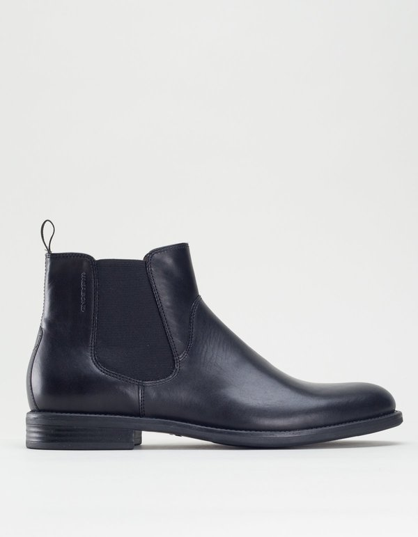 Vagabond salvatore chelsea boot - black