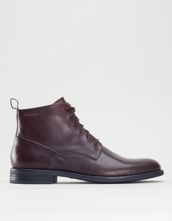 Vagabond salvatore lace-up boot - espresso