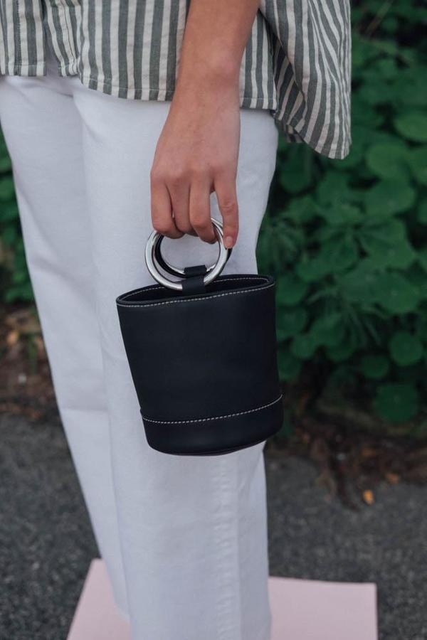 Simon Miller Bonsai 15cm Black Garmentory