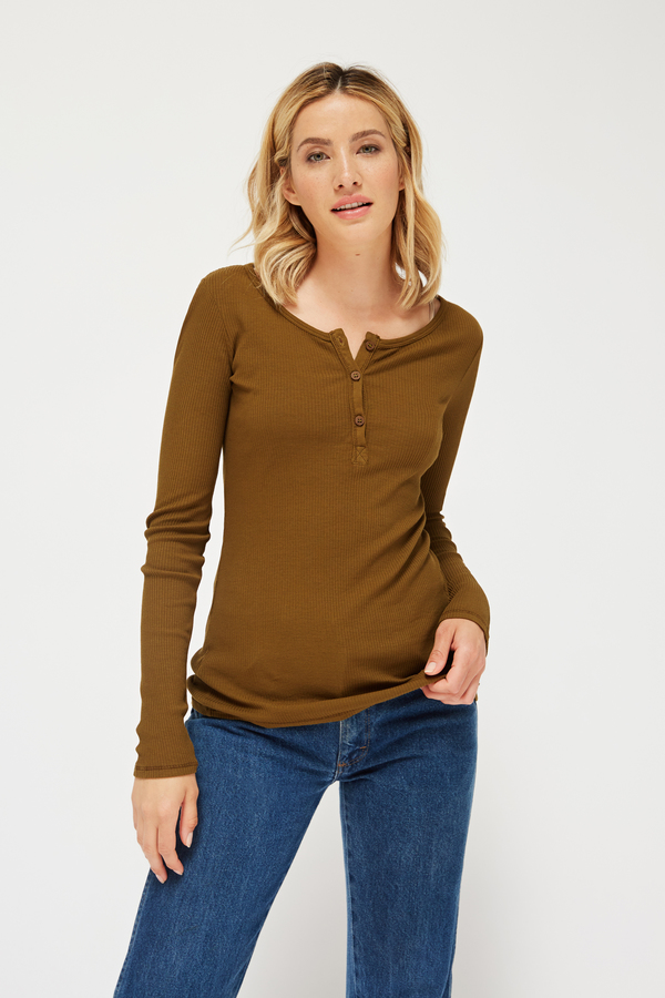 Lacausa Classic Henley