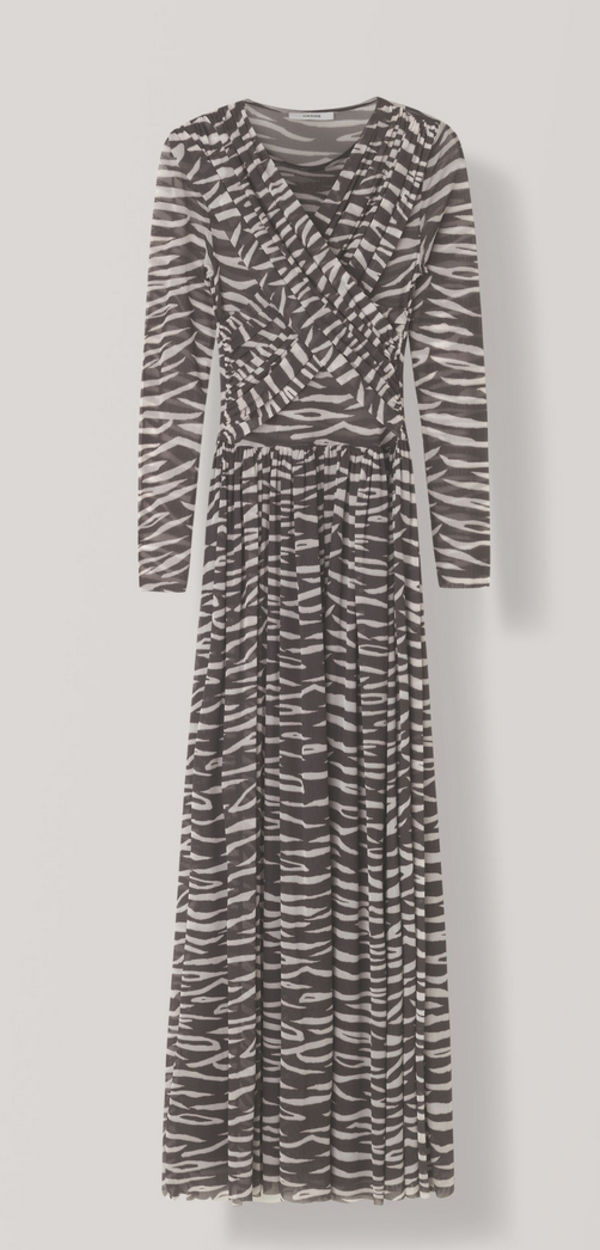 80a12c5022 Ganni Tilden Mesh Maxi Dress. sold out. Ganni
