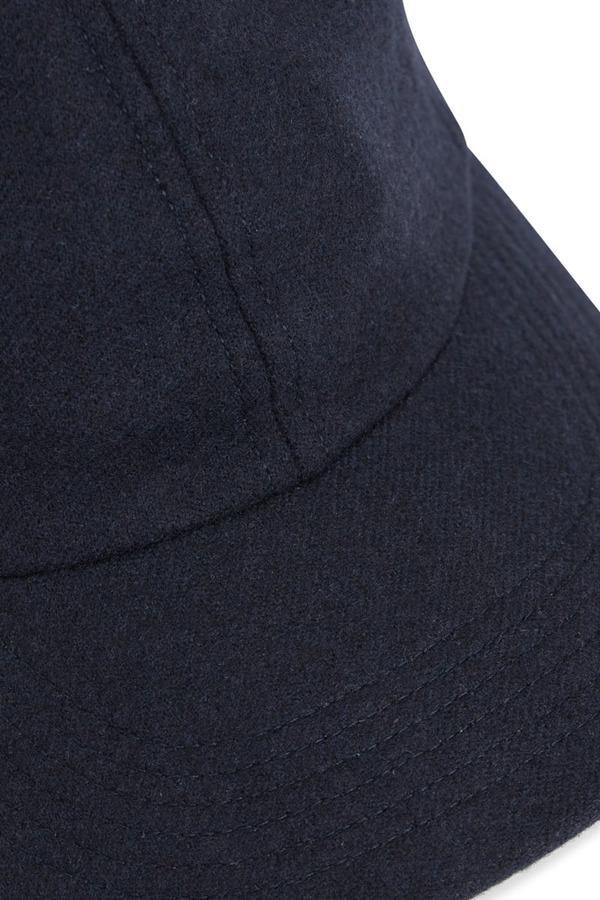 0a0820e13ae Norse Projects Waterproof Wool Sports Cap - Dark Navy
