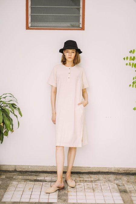 Seeker x Retriever Leisure Dress - Natural