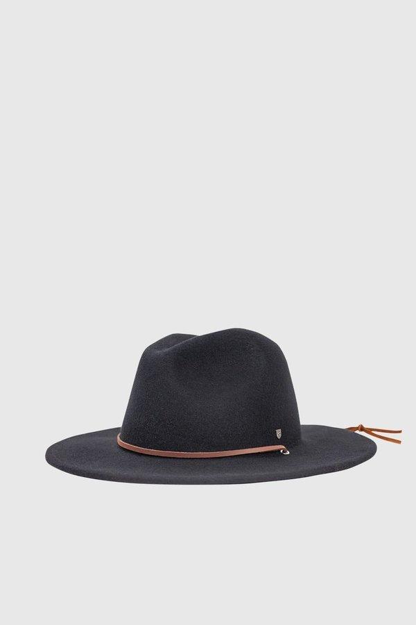 Unisex Brixton Field Hat - Black