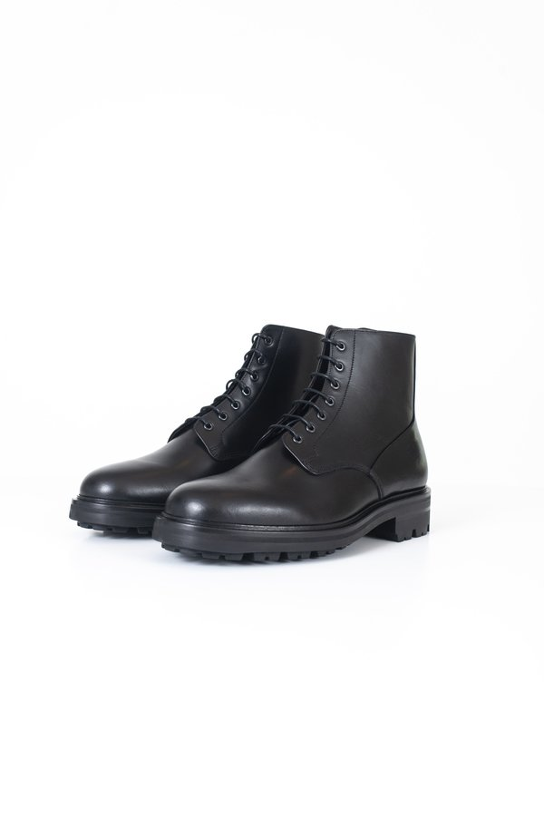 Wings+Horns Officer Boot - Black