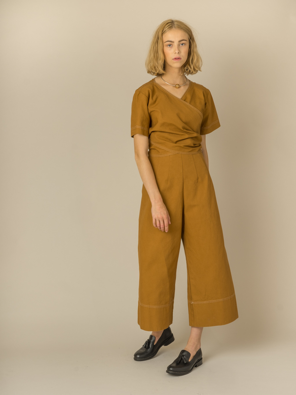 Caron Callahan Cardell Jumpsuit
