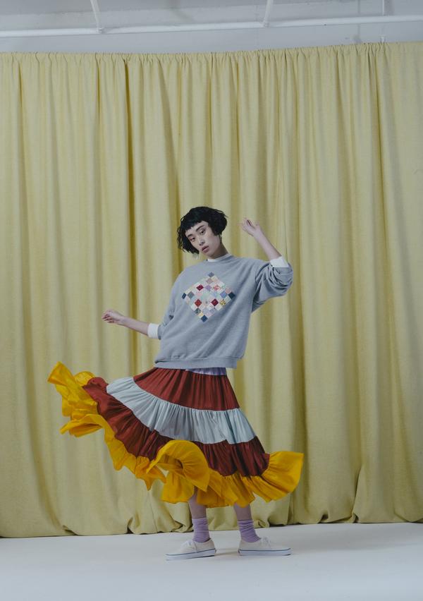 Carleen Claude Skirt