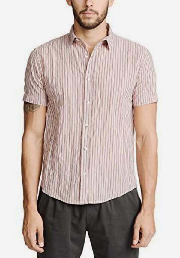 d3576379ef0f Mollusk Summer Shirt - Bahama Stripe