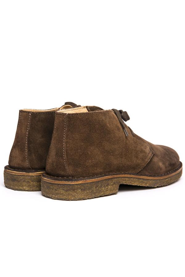 63ee5a6c Astorflex Greenflex Boots - Dark Chestnut