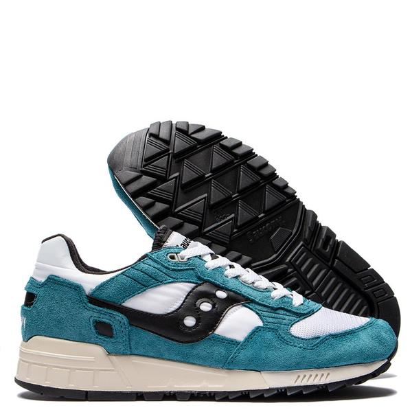 new style 49645 3bcc1 Saucony Shadow 5000 Vintage Shoes - Teal/White