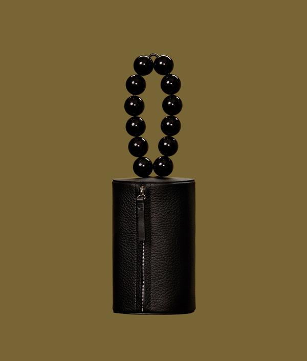 Building Block Cylinder Wristlet