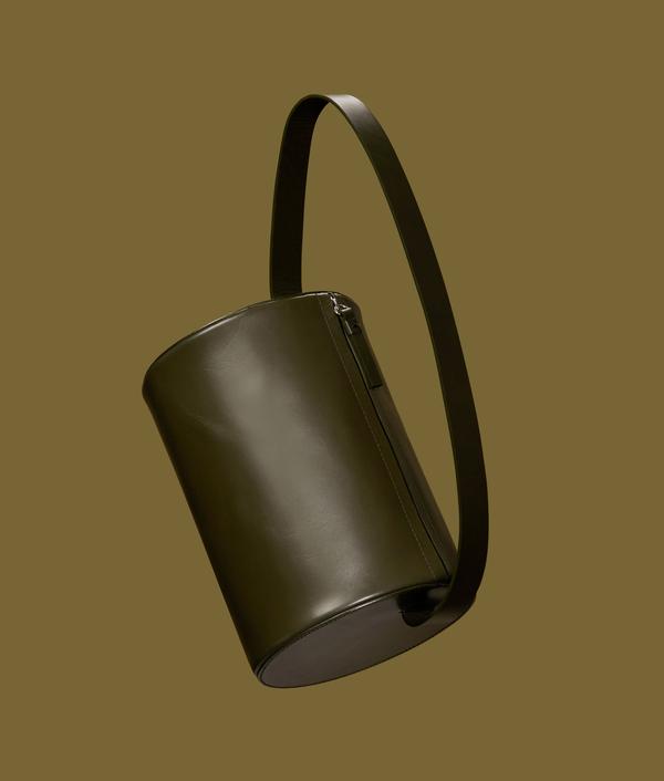 Building Block Barrel Bag