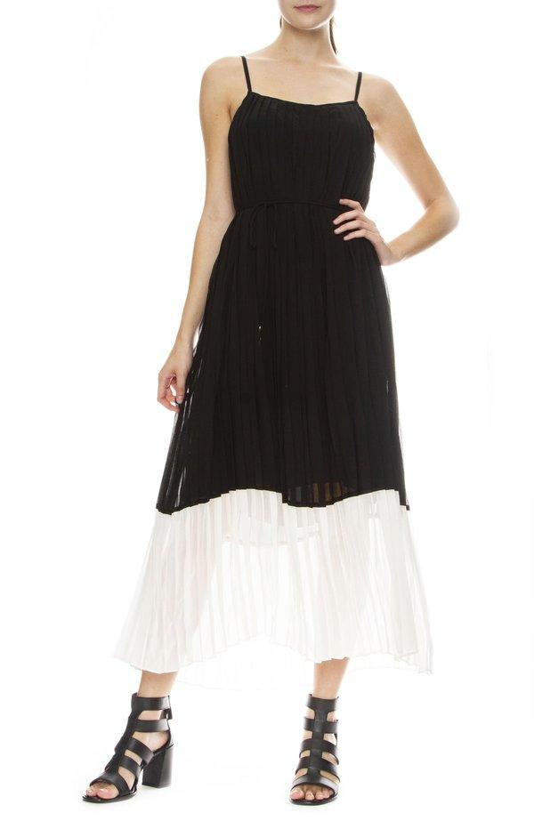 c50e3e91aed4 Zimmermann Splice Pleat Slip Dress | Garmentory