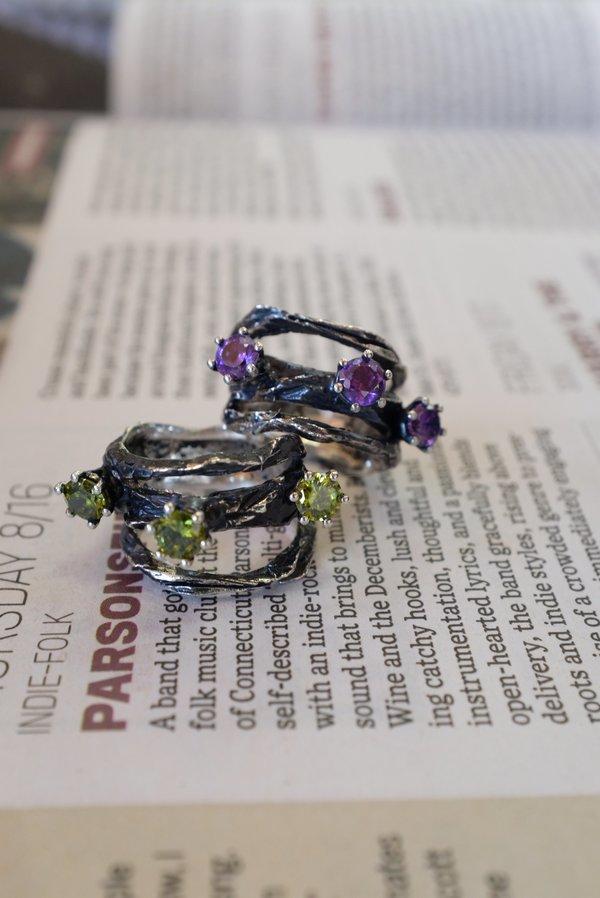 Voodoo Jewels Little Karkum Ring