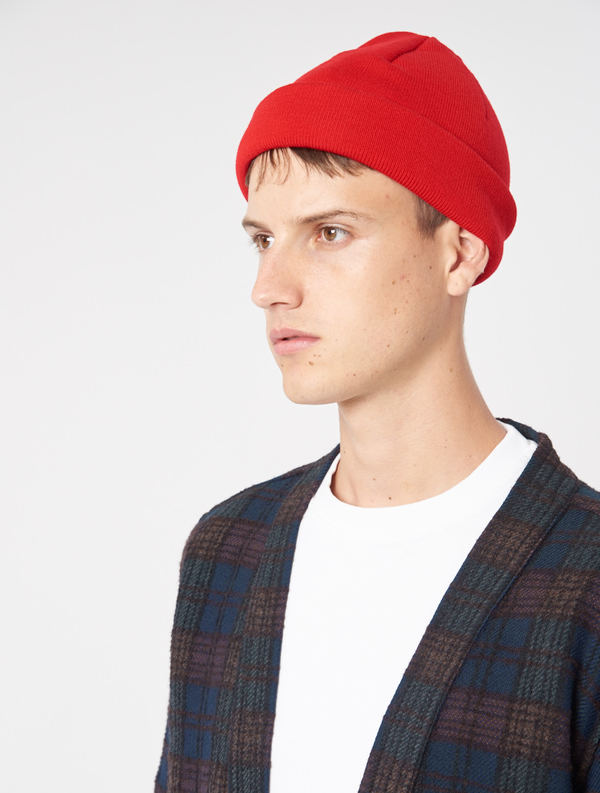 A Kind Of Guise Classic Beanie - RED  e1f4281a933e