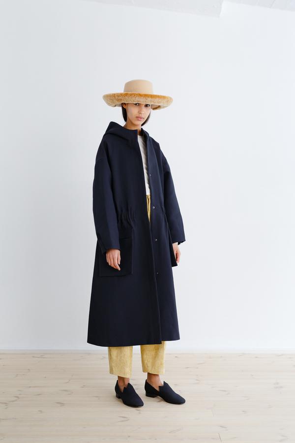 Samuji Fur Brim Hat