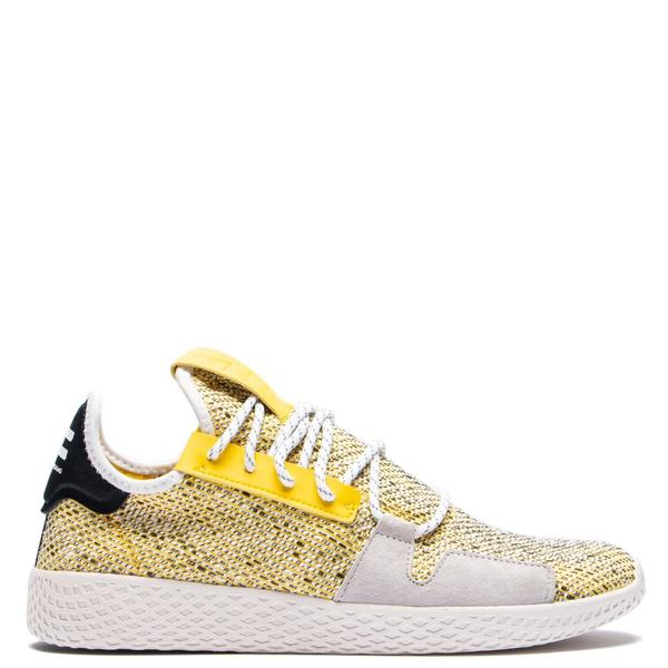 c33ff9227c728 adidas Originals by Pharrell Williams SOLARHU Tennis V2 - Yellow ...