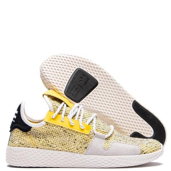 d3e4e6475 adidas Originals by Pharrell Williams SOLARHU Tennis V2 - Yellow ...