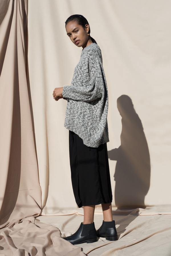 Pari Desai Marled Inez Sweater
