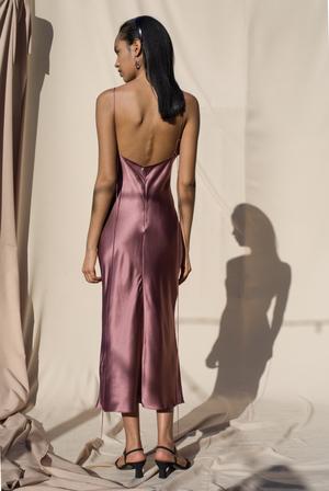 Pari Desai Sandoval Laced Slip Dress