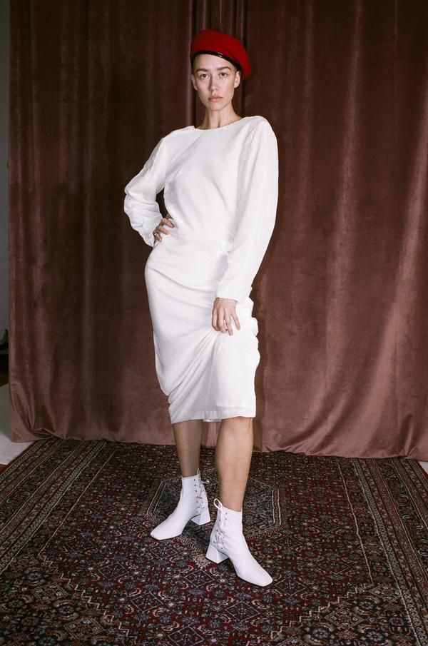 Suzanne Rae Long Sleeve Dress