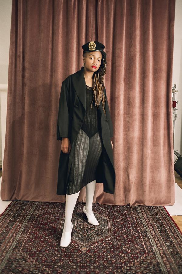 Suzanne Rae Loose Knit Bodysuit