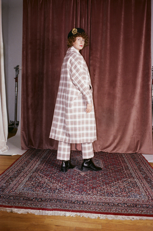 Suzanne Rae Batwing Coat