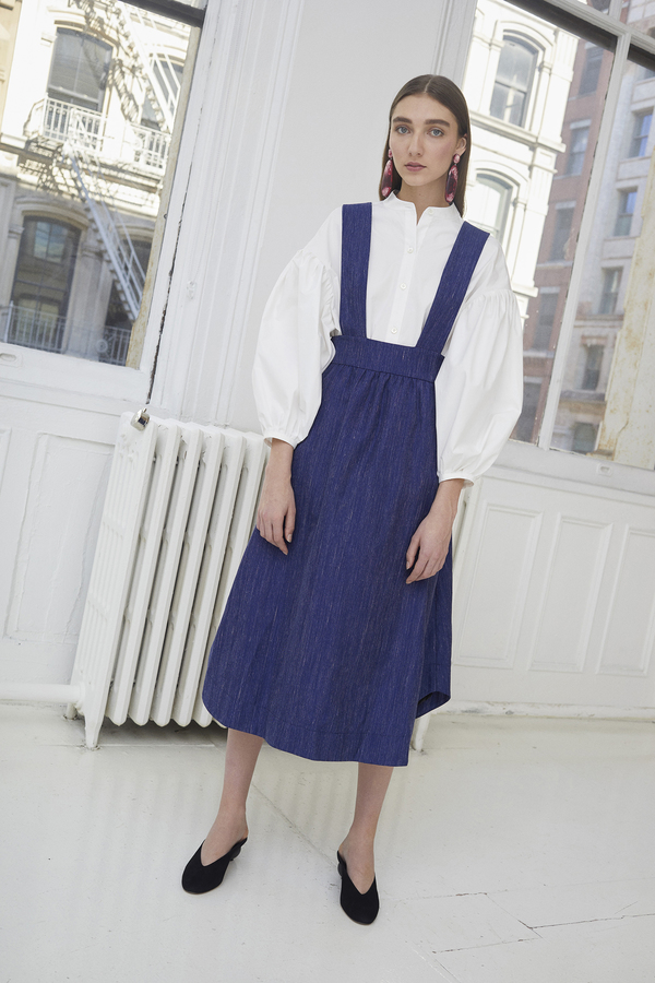 WHiT Quinci Pinafore