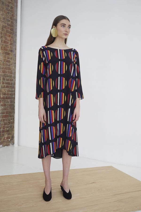 WHiT Pillar Dress