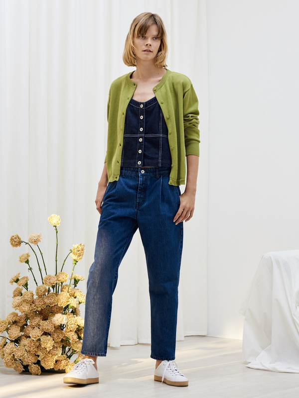 Kowtow Light Cardigan