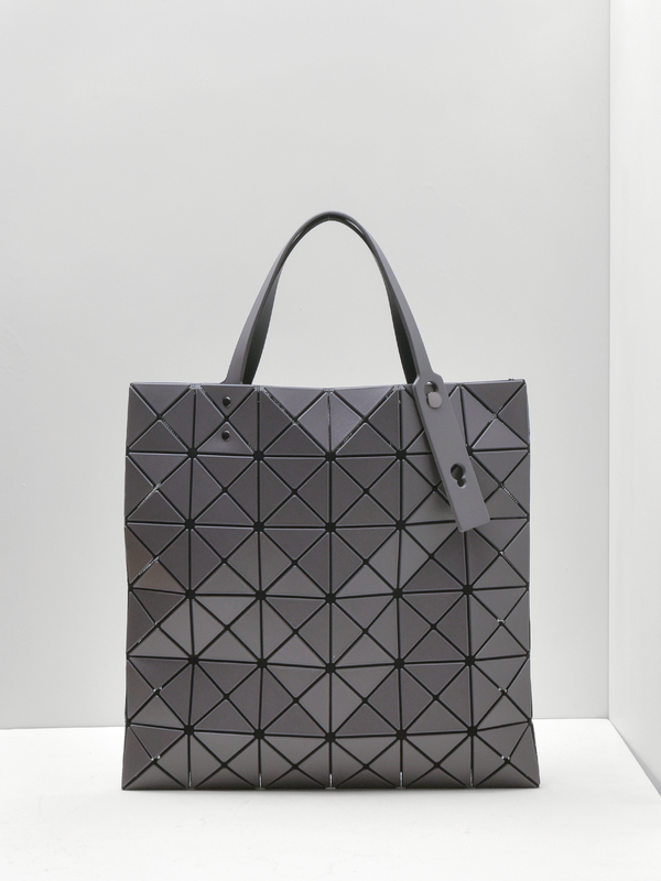 a0cfe5e98c Bao Bao Issey Miyake Lucent Matte Tote Bag - Charcoal Gray
