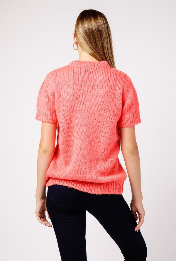 912cc499f8a4 A.P.C. Dorothee Sweater - Rose