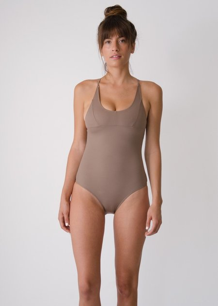 Botanica Workshop Nami Swimsuit - Tamarind
