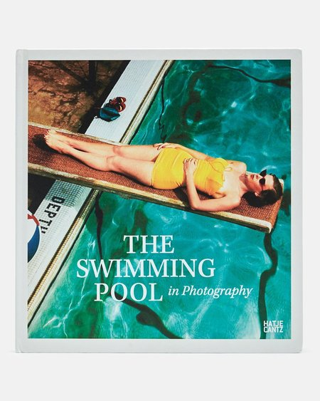INGRAM BOOKS THE SWIMMING POOL IN PHOTOGRAPHY BOOK