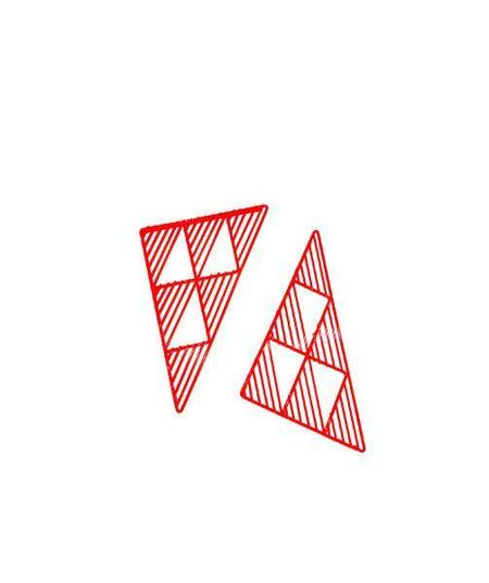 bend goods triangle wall brackets
