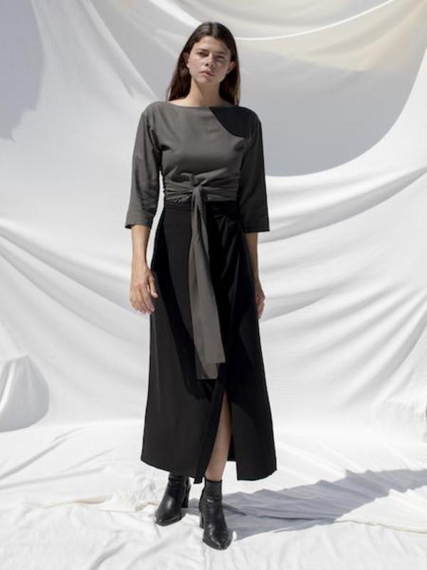 Ozma Blanket Skirt