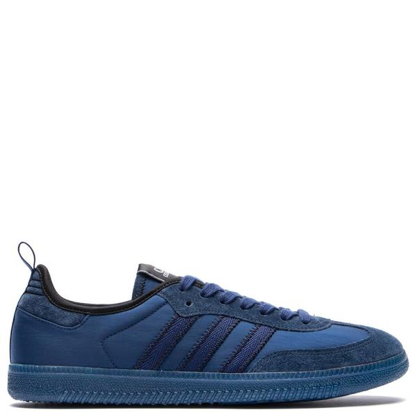 promo code 3d573 4ccba Adidas by C.P. Company Samba Sneakers - Dark Blue on Garmentory