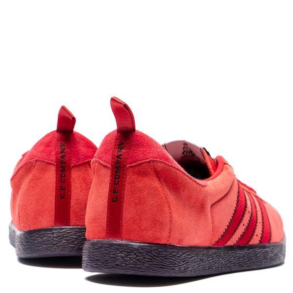 huge discount bd1e6 05c4a adidas by C.P. Company Tobacco / St Brick