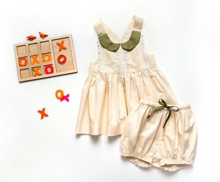 KIDS Petit Mioche bloomers - natural