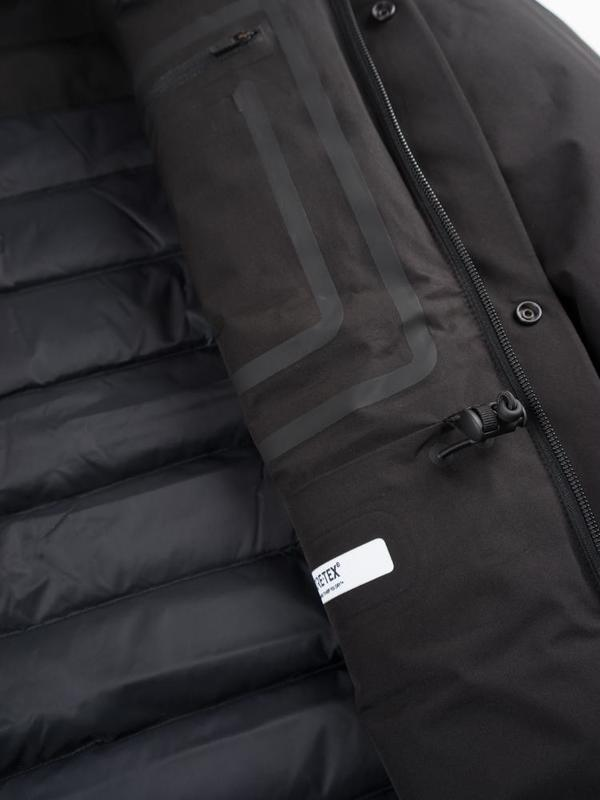 Norse Projects 4 0 GORE TEX® Rokkvi Jacket - Black